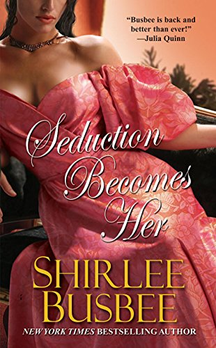 book cover of Seduction Becomes Her