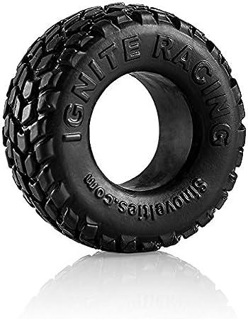 Si Novelties Groß Schwarz High Performance Reifen Ring