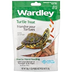 Wardley Wardley Turtle Treat, 1 Oz, 1 Pouch