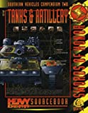 Southern Vehicles Compendium Two: Tanks & Artillery (Heavy Gear, DP9-039)