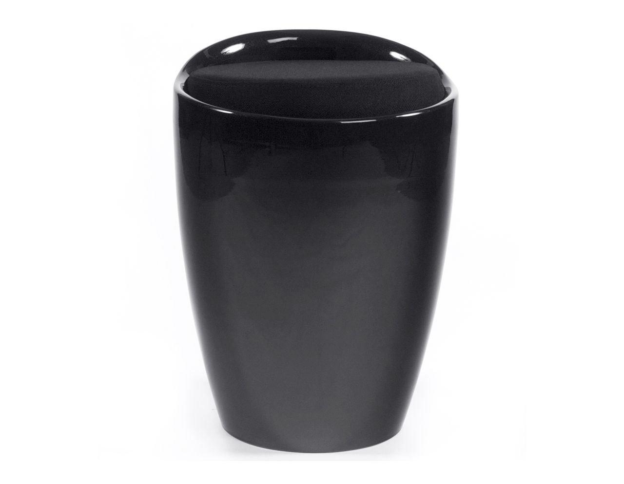 nuevo sádico negroKokoon Taburete Ese Tela blancoa Diseño - - - Taburetes  envío gratuito a nivel mundial