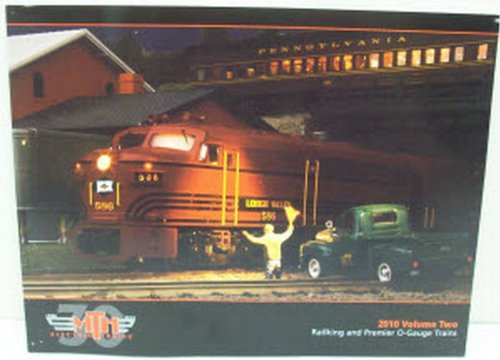 MTH RailKing & Premier O Gauge 2010 V2 Catalog