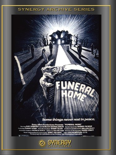 Curtains Horror Movie - Funeral Home (1980)