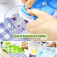 SLWY bandeja para cubitos de hielo, LFGB certificado libre de BPA ...