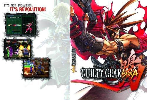 Guilty Gear Isuka - 4