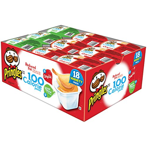 Pringles 2 Flavor Snack Stacks (18 count)