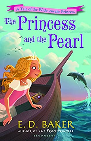 book cover of The Princess and the Pearl
