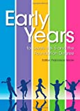 Early Years for Levels 4 & 5 and the Foundation Degree