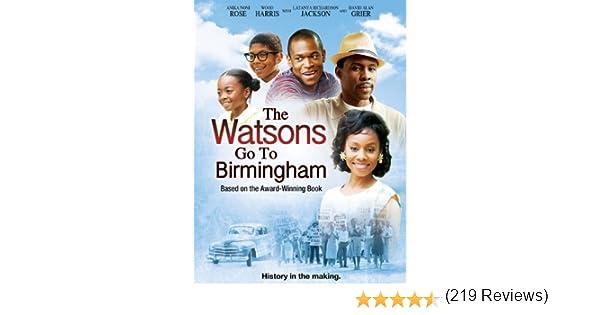 Watsons go to birmingham movie free