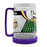 Duck House NFL Minnesota Vikings 16oz Crystal Freezer Mug
