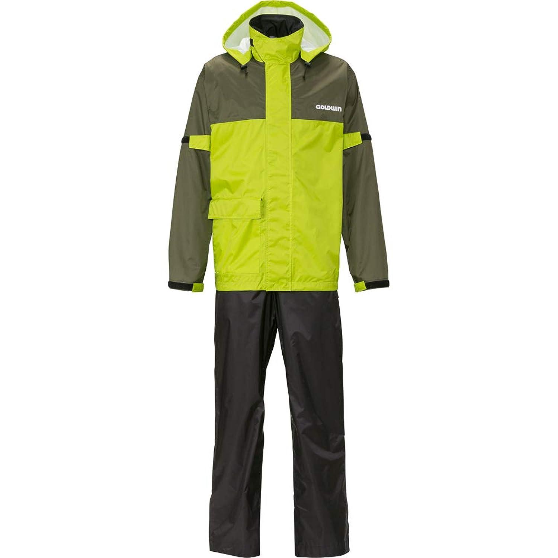 Winter Cherry(ウィンターチェリー)防水透湿 子供用レインスーツ No.7530 透湿素材を使用している ムレにくい レインスーツ!
