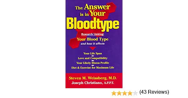 The answer is in your bloodtype research linking your blood type the answer is in your bloodtype research linking your blood type and how it affects your life span love and compatibility your likely illness profile fandeluxe Gallery