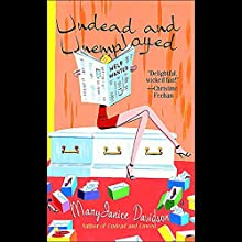 Undead and Unemployed: Queen Betsy, Book 2 Audiobook by MaryJanice Davidson Narrated by Nancy Wu