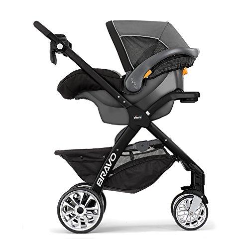 Chicco Bravo Le Stroller Black Grey Buy Online In Uae