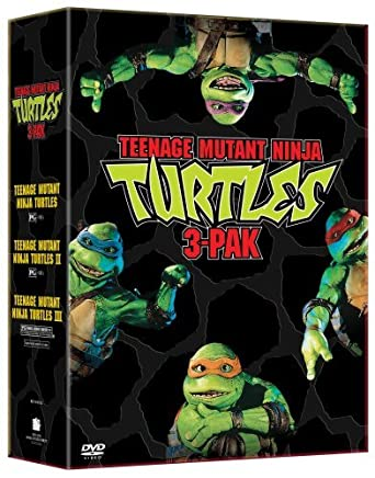 Amazon.com: Teenage Mutant Ninja Turtles Three Pack (Teenage ...
