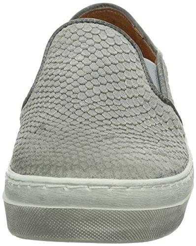 Cashott Cashott A12060-215 Damen Sneakers Grau (lichtgrijs Anaconda 313)