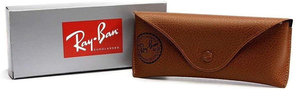 Ray-Ban Estuche para gafas de sol Marrón rígido Box Estuche Case Funda: Amazon.es: Ropa y accesorios