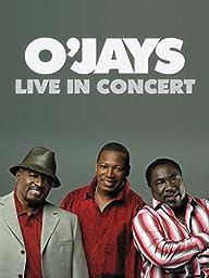 O\'Jays - Live In Concert