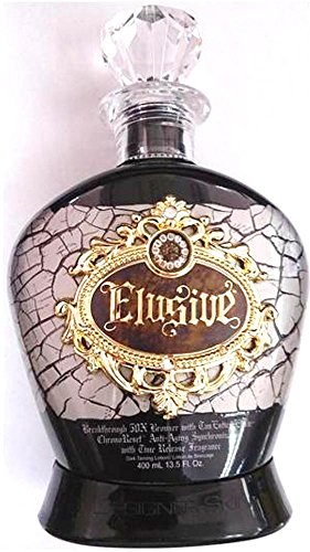 Designer Skin Elusive 50X Bronzer Indoor Tanning Bed Sun Tan Lotion 13.5 Oz/ 400 Ml