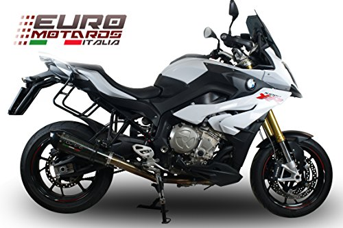 BMW S1000XR 2015-2017 GPR Exhaust Full System GPE CF Road Legal With Catalyst