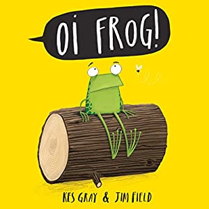 Oi Frog! Audiobook