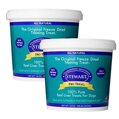 (Stewart's Pro-Treat Bag Freeze Dried Dog Treats - 28 Ounce)
