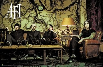 (AFI POSTER - COUCH GROUP POSE - RARE NEW HOT 24X36)