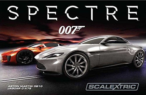 Scalextric - Sca1336p - James Bond Spectre - Echelle 1/32