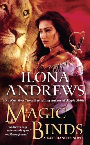 Magic Binds (Kate Daniels) PDF