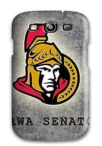 Premium Protection Ottawa Senators (19) Case Cover For Galaxy S3- Retail Packaging wangjiang maoyi