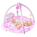 Best Bright Starts Baby Gyms - COSBABY Baby Activity Gym Mat Toys Centre Large Review