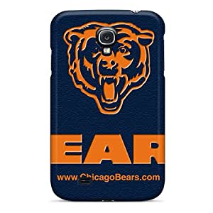 New Premium FavorCase Chicago Bears Skin Case Cover Excellent Fitted For Galaxy S4