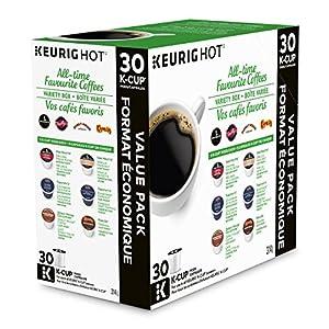 by Keurig(406)Buy new: CDN$ 19.99CDN$ 16.972 used & newfromCDN$ 16.97