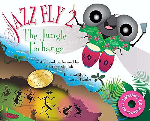 Moon Spider (Jazz Fly 2:: The Jungle Pachanga)