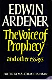 img - for The Voice of Prophecy: And Other Essays book / textbook / text book