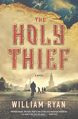 book cover of The Holy Thief