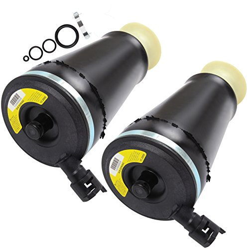 AUTOMUTO Rear Air Struts Shock Absorber Suspension Assembly Air Strut Spring Replacement Fit 1992-2011 Ford Crown Victoria/1990-2011 Lincoln Town Car/1992-2011 Mercury Grand Marquis (Pack of 2)
