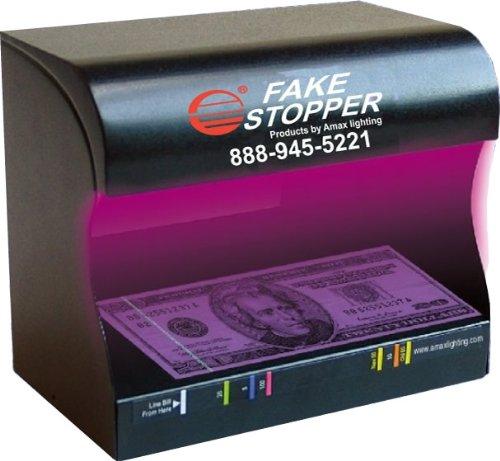 Fake Stopper - Professional Counterfeit Money Detector