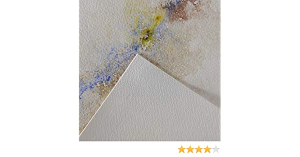 color blanco Canson Montval 25/unidades papeles Aquarelle grano Extremo 185/g 50/x 65/cm
