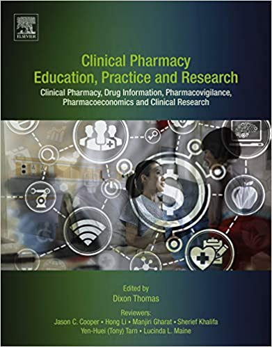 Hospital And Clinical Pharmacy Ebook