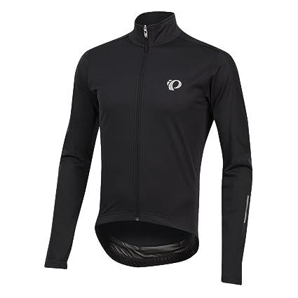 Amazon.com   Pearl iZUMi Elite Pursuit AmFIB Jacket  Black  Size ... 0cf1d428c