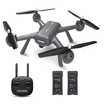 Festnight MJX X104G 5G WiFi Dron con cámara 1080P GPS Fotografía ...