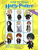 How to Draw Harry Potter for Kids: Stress Relieving Coloring Book with  25 Step-By-Step Harry Potter Characters