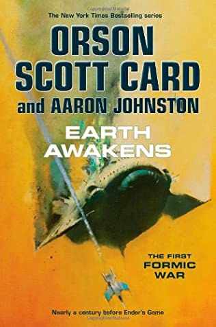 book cover of Earth Awakens