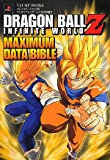 DRAGON BALLZ INFINITE WORLD PS2版 MAXIMUM DATA BIBLE バンダイナムコゲームス公式攻略本 (Vジャンプブックス)
