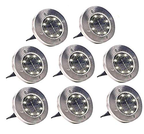 In Ground Solar Led Lights in US - 3