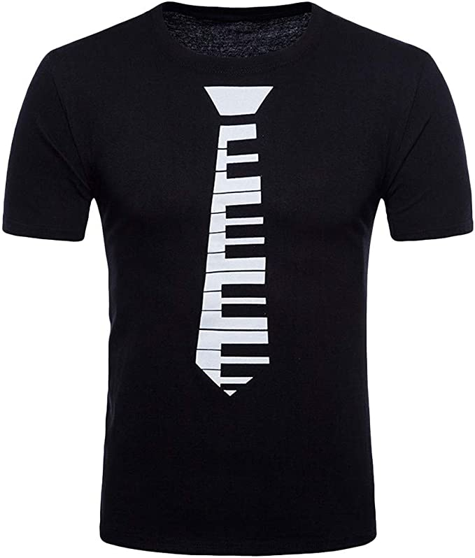 XuanhaFU Camiseta Hombre de Verano,Camiseta De Manga Corta con ...