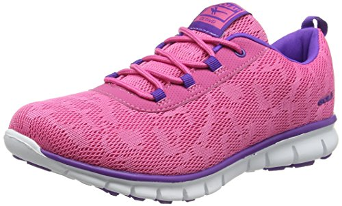 Gola Women's Bella Fitness Shoes Pink (Pink/White) c8R7WwE