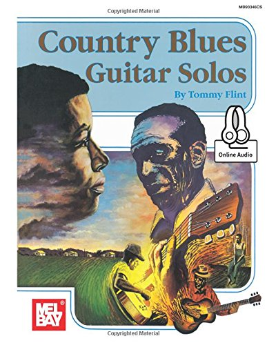 Download Country Blues Guitar Solos PDF