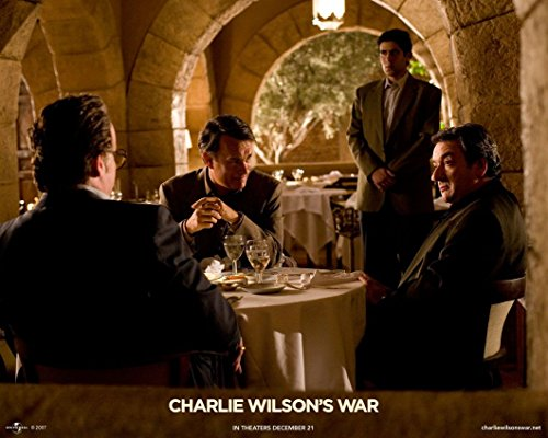 Charlie Wilsons War (30x24 inch, 75x60 cm) Silk Poster PJ16-572B